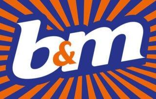 INTERRA Immobilien AG Düsseldorf, Logo B&M