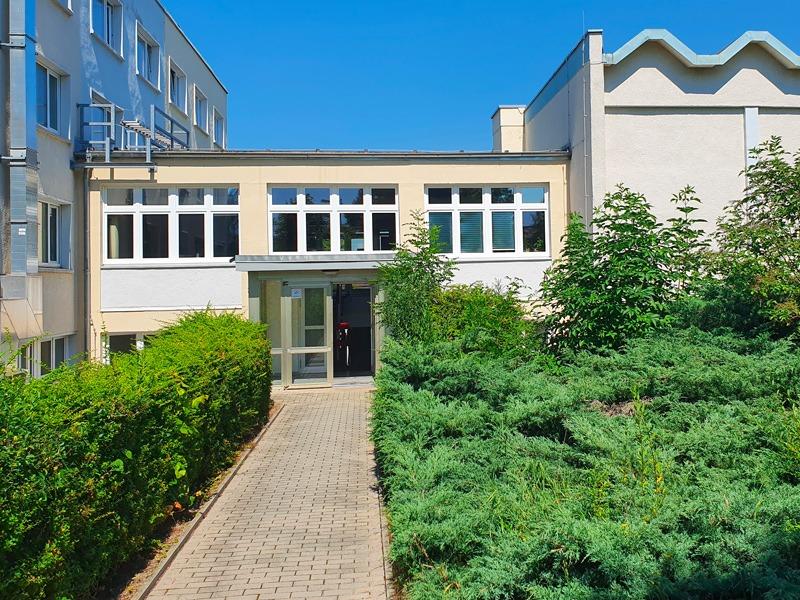 INTERRA Immobilien AG Düsseldorf, Bürogebäude Zeulenroda