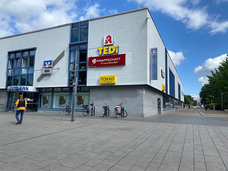 INTERRA Immobilien AG Düsseldorf, FMZ Kamp-Lintfort