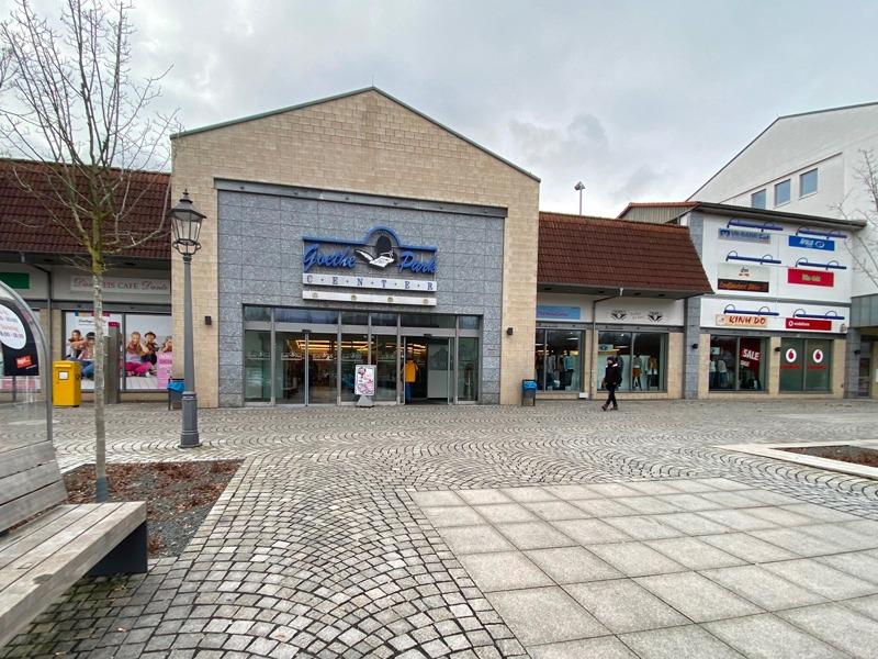 INTERRA Immobilien AG Düsseldorf, Goethe-Park-Center, Bad Salzungen