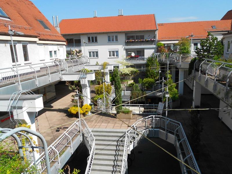 INTERRA Immobilien AG Düsseldorf, Kornmarktpassage Speyer