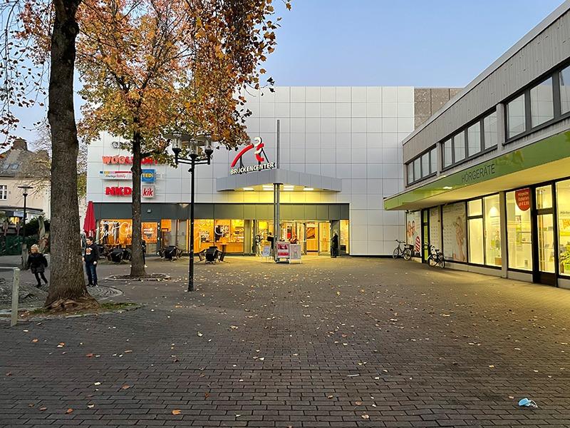 INTERRA Immobilien AG Düsseldorf, Brückencenter Arnsberg